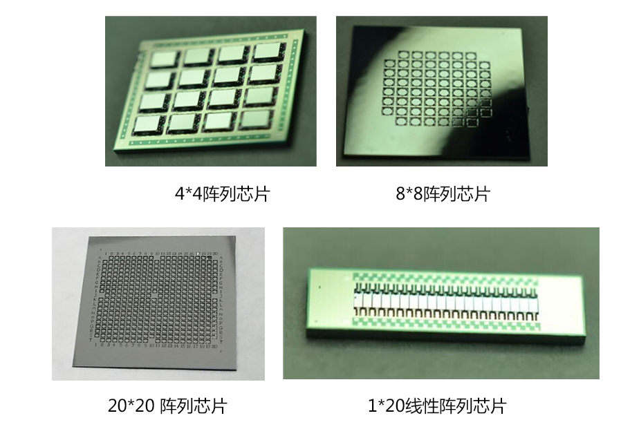 Array array micromirror